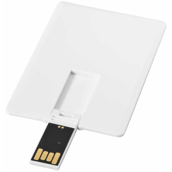 Credit Card White 2GB