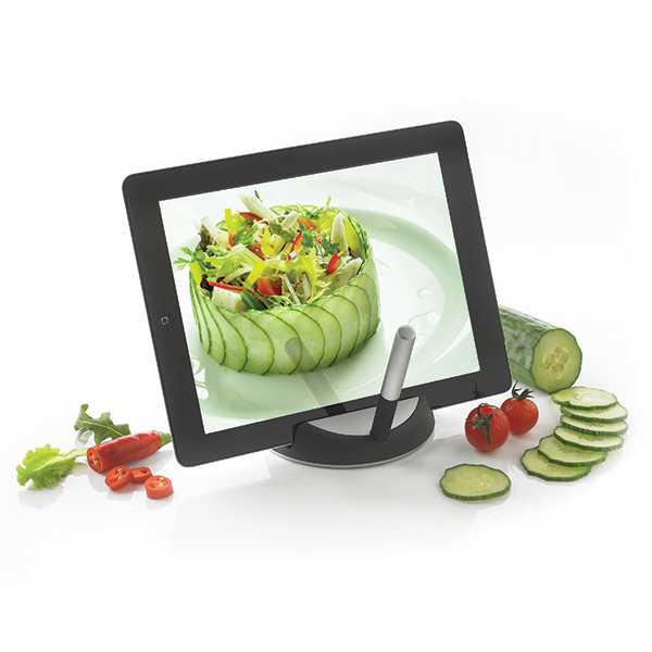 Chef tablet